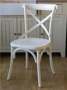 כסא עץ לשולחן אוכל