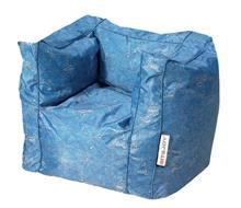 פוף כורסא בג'ינס