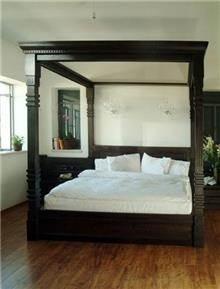 מיטת אפריון זוגית