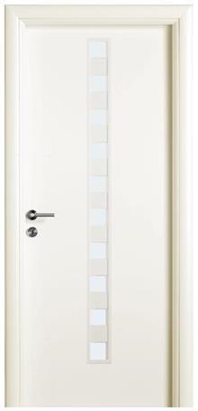 דלת שמנת צוהר ארוך