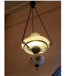 מנורת נפט לתליה