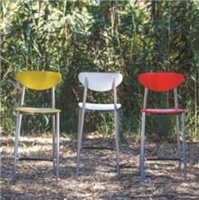 כיסאות בר צבעוניים