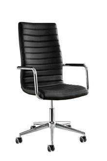 כסא משרדי עם גלגלים