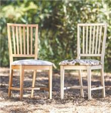 כסאות בגוון מוקה