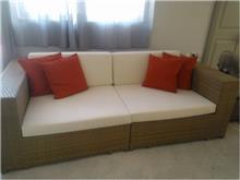 ספה אלגנטית
