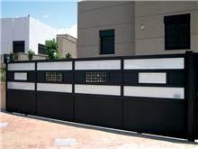 שער כניסה בשילוב זכוכית - טרלידור