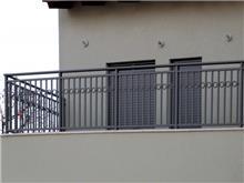מעקה מרפסות בעיצוב נקי  - טרלידור