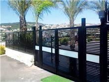 גדרות מעוצבות לחזית הבית - טרלידור