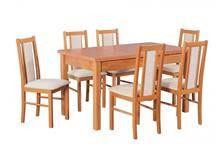 פינת אוכל בהירה - אלבור רהיטים