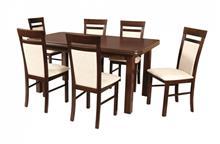 כסאות ושולחן אוכל