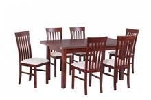 שולחנות אוכל מסוגננים - אלבור רהיטים