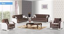 מערכות ישיבה חומות - אלבור רהיטים