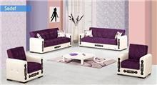 מערכות ישיבה סגולות - אלבור רהיטים