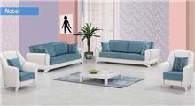 מערכות ישיבה תכלת - אלבור רהיטים
