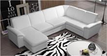 מערכת ישיבה לבנה - אלבור רהיטים