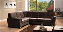 ספה פינתית חומה - אלבור רהיטים