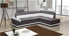 ספה משולבת צבעים - אלבור רהיטים