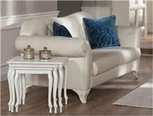 ספה לבנה - אלבור רהיטים