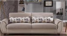 ספה בהירה - אלבור רהיטים