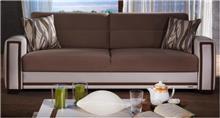 ספה מעוצבת תלת מושבית - אלבור רהיטים