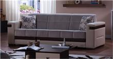 ספה רחבה ומעוצבת - אלבור רהיטים