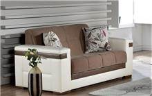 ספת דו בחום - אלבור רהיטים