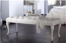 הדום קפיטונז' לבן - אלבור רהיטים