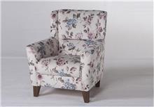 כורסת פרחים - אלבור רהיטים