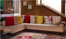 ספה נפתחת פינתית - אלבור רהיטים
