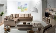 ספה פינתית מעוצבת - אלבור רהיטים