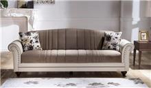 ספת סלון תלת מושבית - אלבור רהיטים