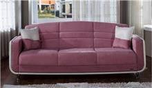 ספה ורודה - אלבור רהיטים