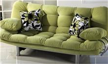 ספה ירוקה נפתחת - אלבור רהיטים