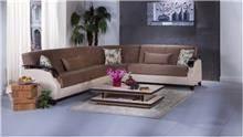 סלון פינתי מעוצב - אלבור רהיטים