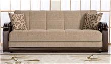 ספה 3 מושבים שמנת - אלבור רהיטים