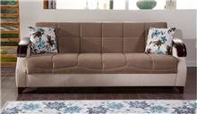 ספה בצבעי שמנת - אלבור רהיטים
