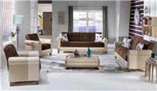 מערכת סלון שלמה - אלבור רהיטים