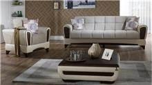 ספה שנפתחת למיטה - אלבור רהיטים