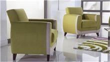 כורסת יחיד ירוקה - אלבור רהיטים