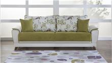 ספת תלת ירוק לבן - אלבור רהיטים