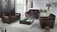 סלון מרשים בחום - אלבור רהיטים