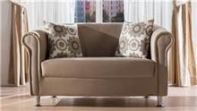 ספה דו מושבית מעוצבת - אלבור רהיטים