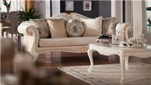 ספה מרהיבה בהירה - אלבור רהיטים