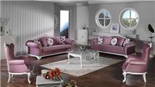 סלון מפואר בורוד - אלבור רהיטים