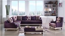 ספה פינתית ייחודית - אלבור רהיטים