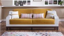 ספת תלת בצהוב - אלבור רהיטים