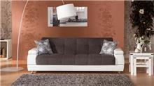 ספת תלת בחום כהה - אלבור רהיטים