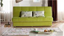 ספה ירוקה בהירה - אלבור רהיטים
