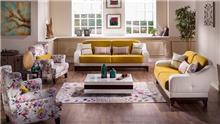 סלון מעוצב - אלבור רהיטים