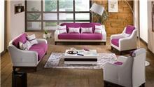 סלון מעוצב בורוד - אלבור רהיטים